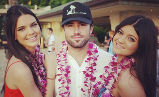 Kendall, Brody e Kylie Jenner