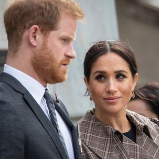 A polémica em torno do refúgio secreto de Harry e Meghan