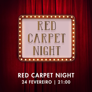 Temos 10 bilhetes duplos para a Red Carpet Night do Parque Nascente para oferecer