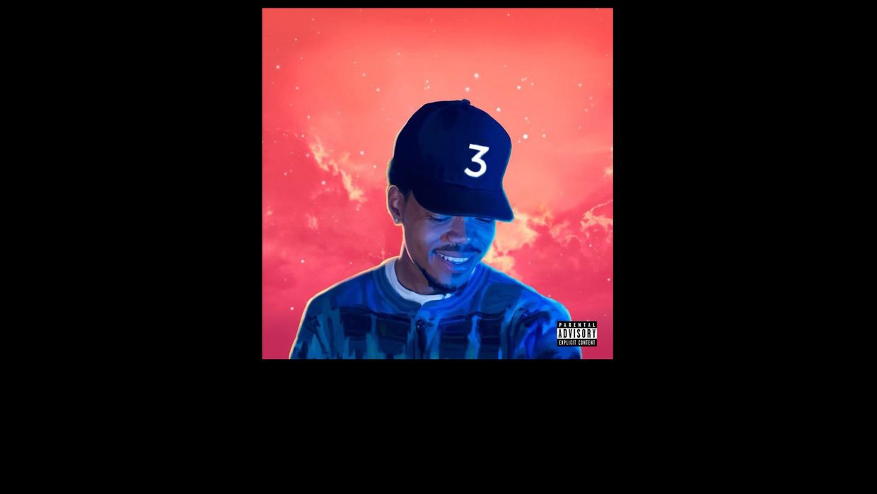 24. Chance the Rapper - Coloring Book