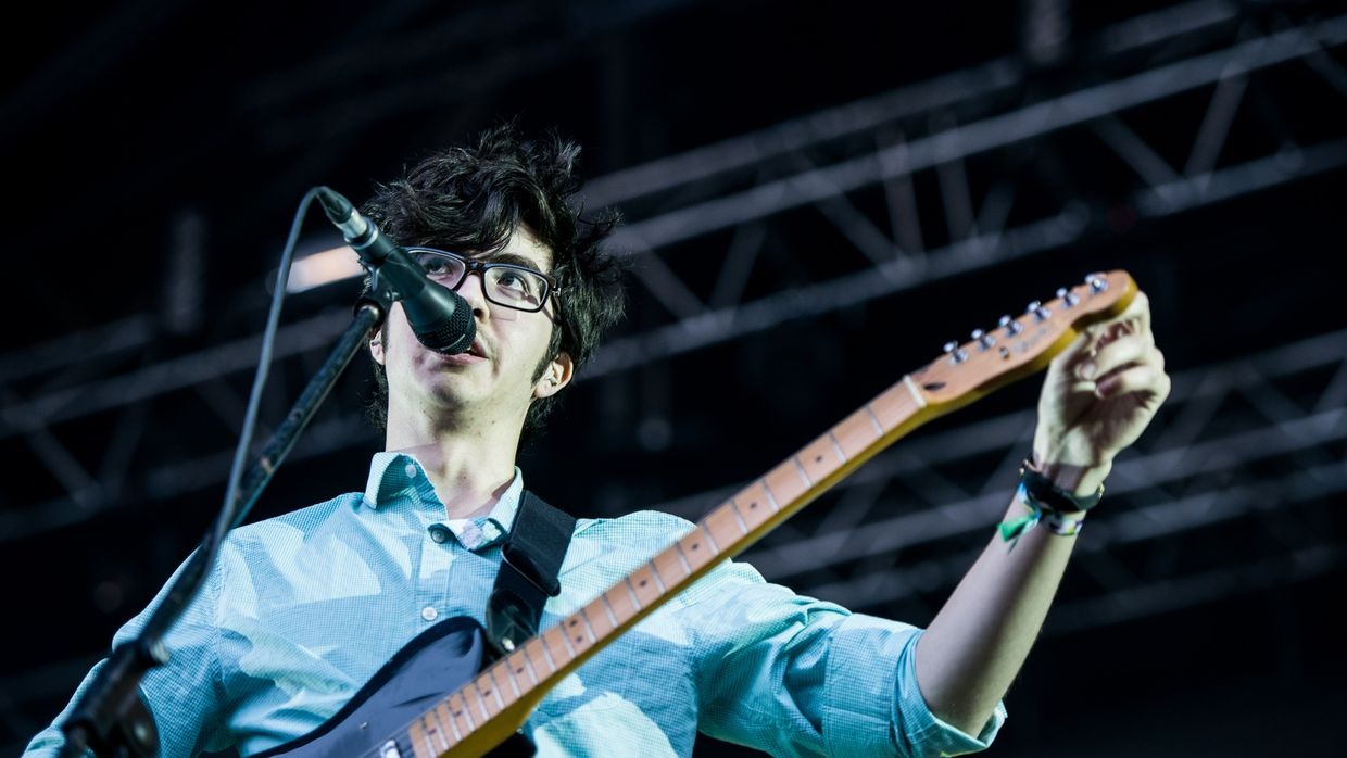 Car Seat Headrest no Vodafone Paredes de Coura'17