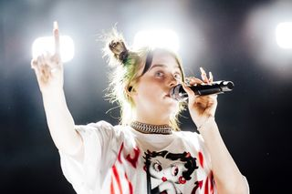 Billie Eilish no NOS Alive