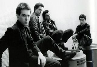 The Cure em 1980