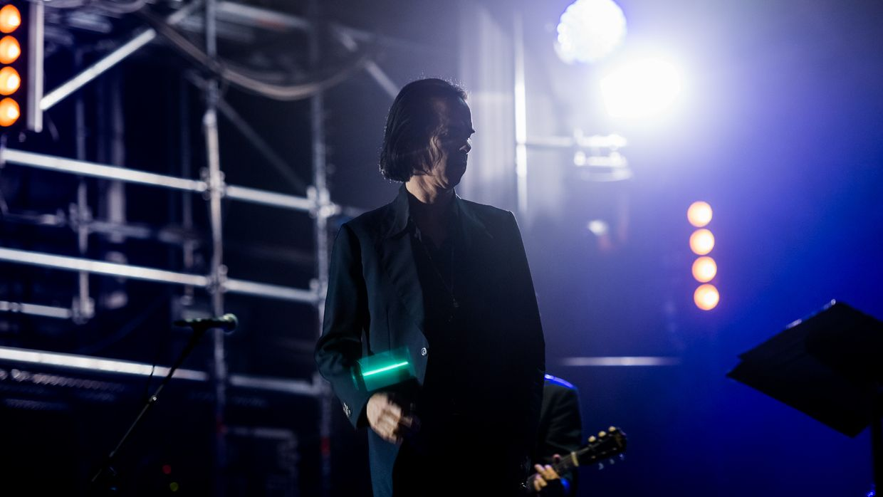 Nick Cave no NOS Primavera Sound 18