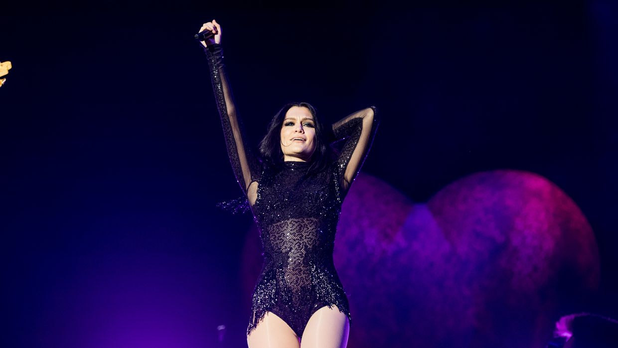 Jessie J no Rock in Rio Lisboa'18