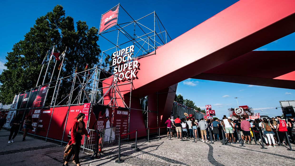 Super Bock Super Rock'18