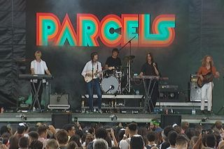 Australianos Parcels no Vodafone Paredes de Coura