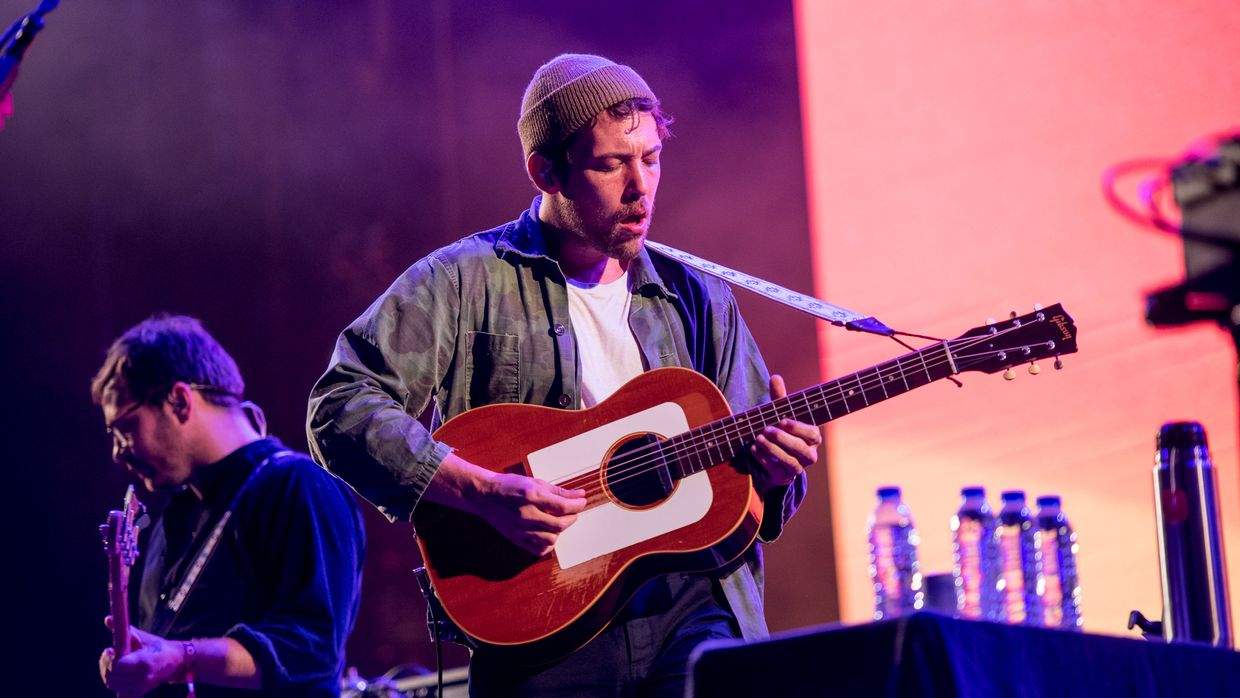 Fleet Foxes no Vodafone Paredes de Coura 2018