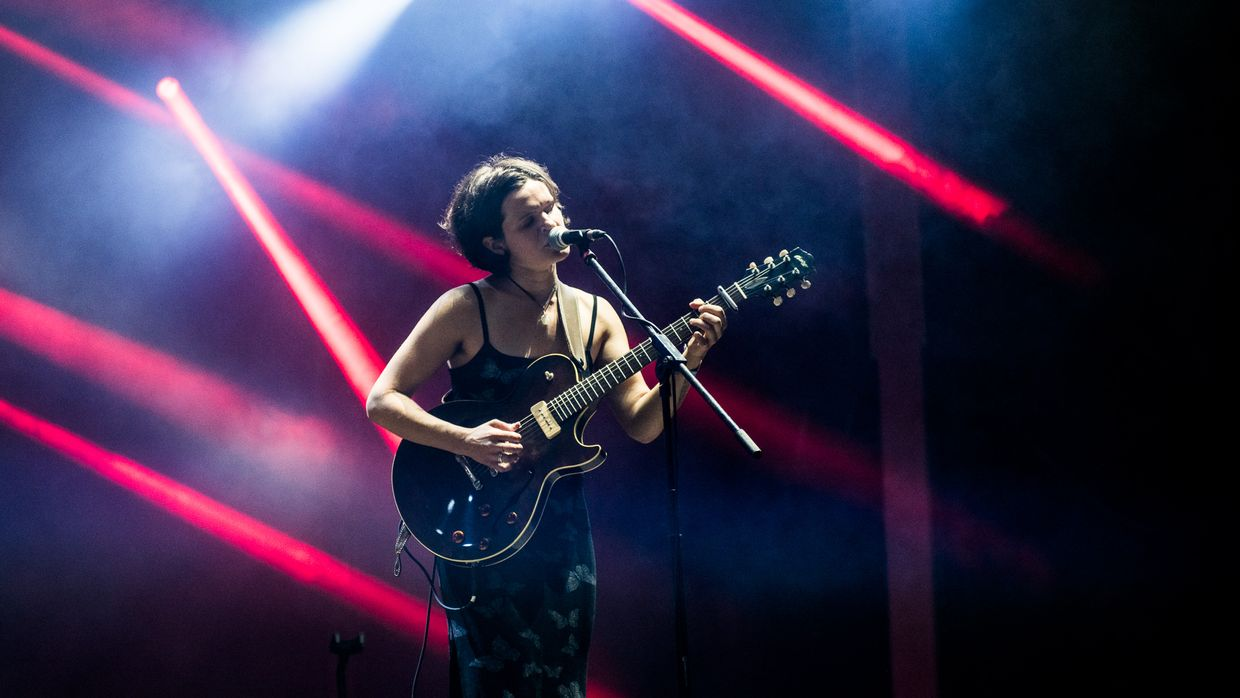 Big Thief no Vodafone Paredes de Coura 2018