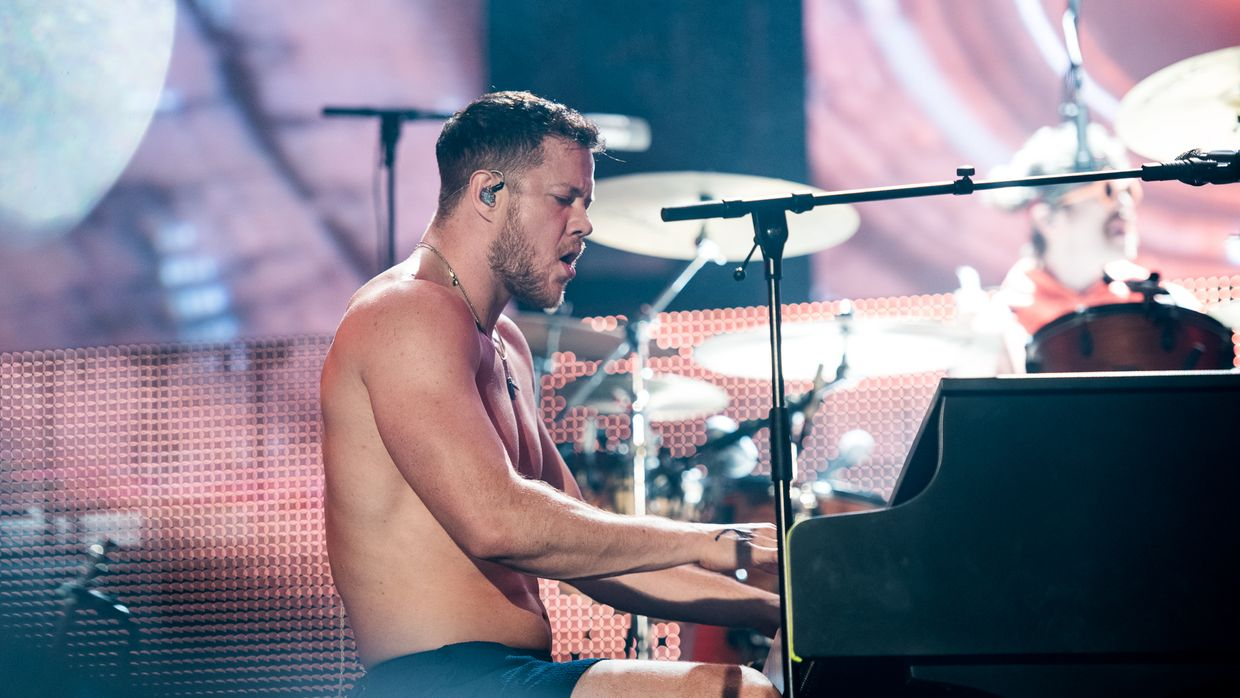 Imagine Dragons na Altice Arena, Lisboa