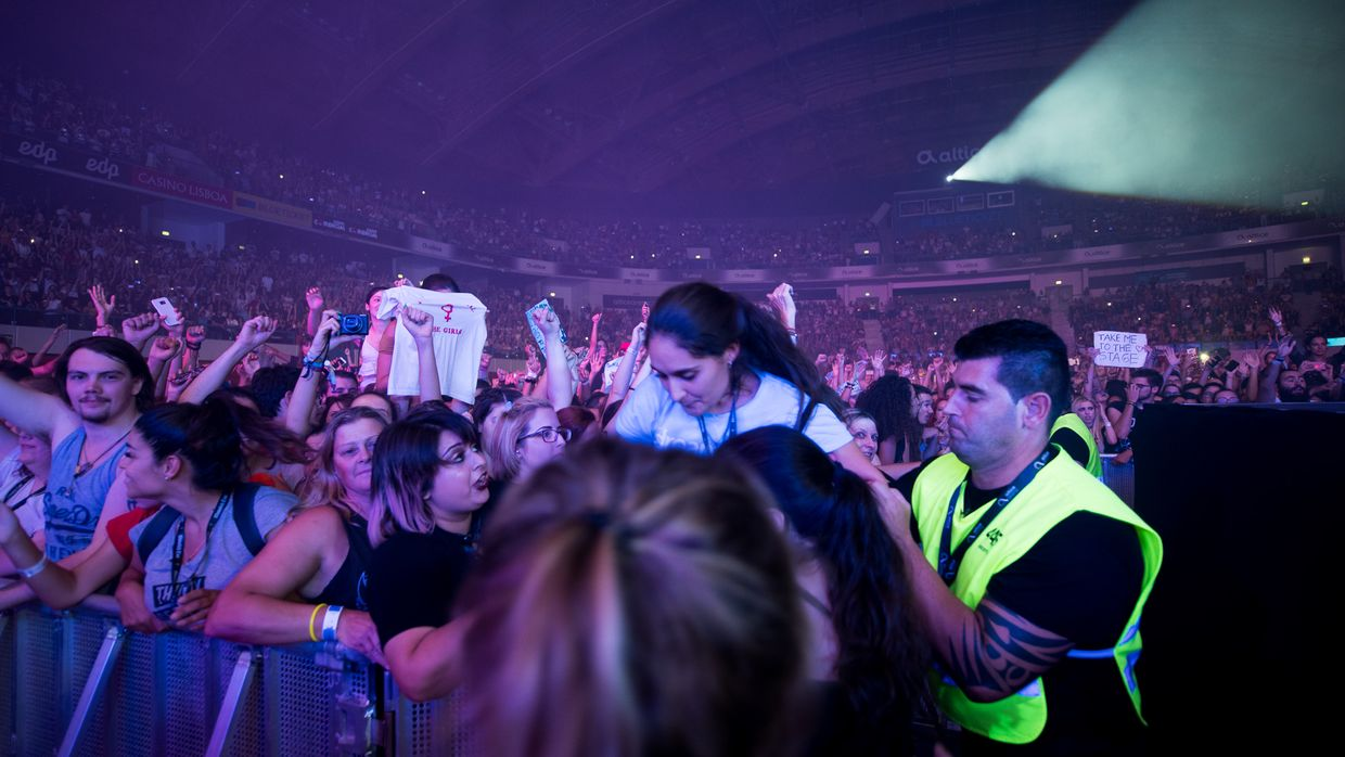 30 Seconds to Mars na Altice Arena, Lisboa