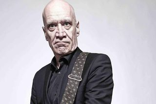 Wilko Johnson, líder dos Dr. Feelgood, em Portugal