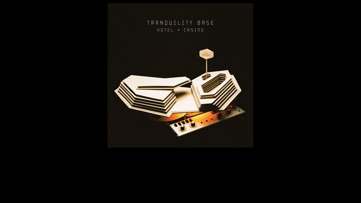 "17. Arctic Monkeys - ""Tranquility Base Hotel + Casino"""