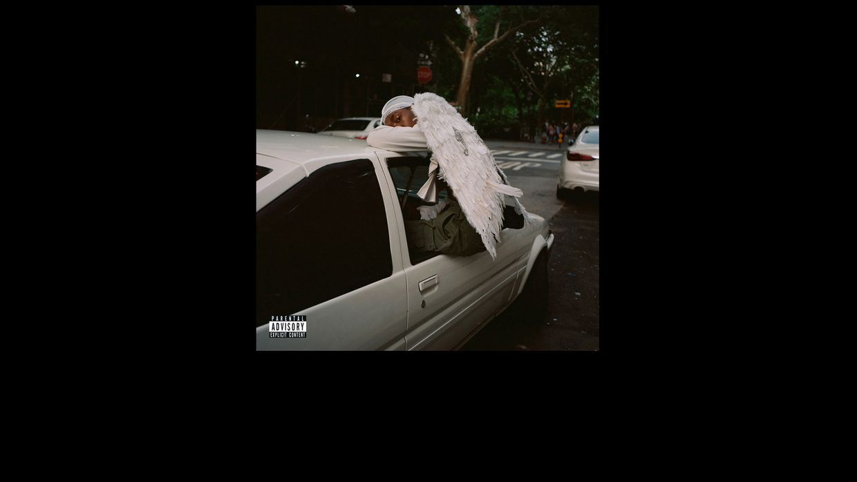 "18. Blood Orange - ""Negro Swan"""