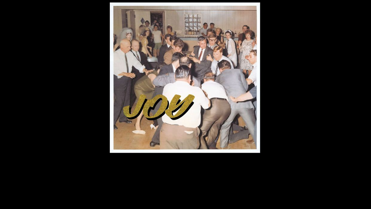 "3. Idles - ""Joy as an Act of Resistance"""
