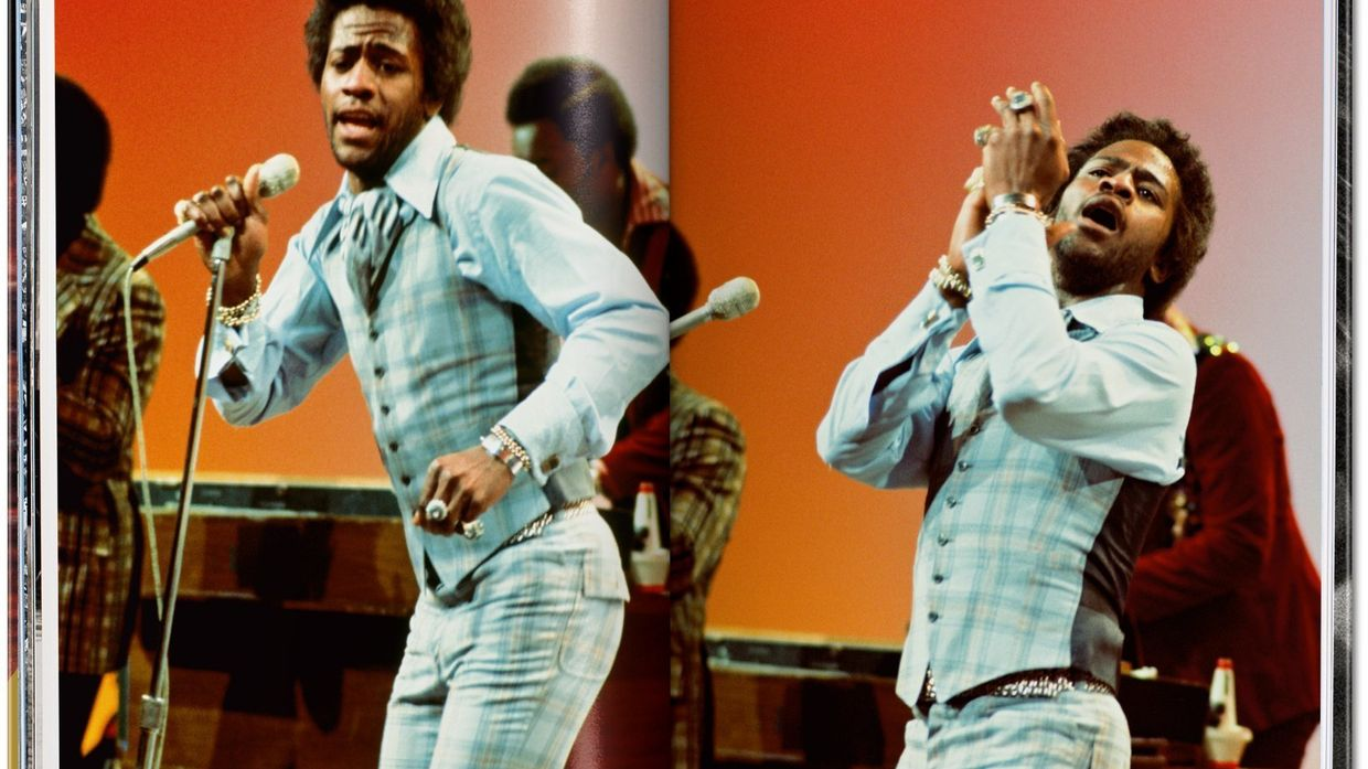 """Soul. R&B. Funk. Photographs 1972–1982"", Bruce W. Talamon"