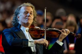 Dream Theater e André Rieu com estreias no Top Nacional