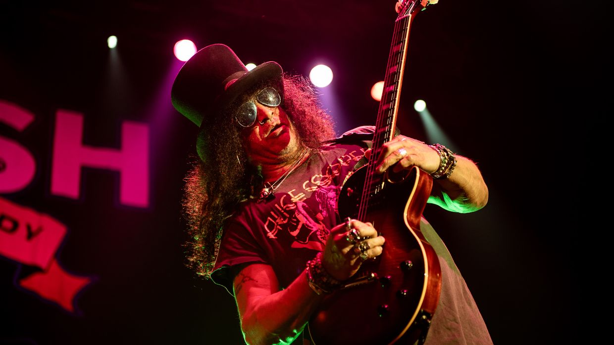 Slash ft. Myles Kennedy & The Conspirators no Campo Pequeno, Lisboa