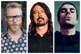 Foo Fighters, The National e Liam Gallagher confirmados no Rock in Rio-Lisboa 2021