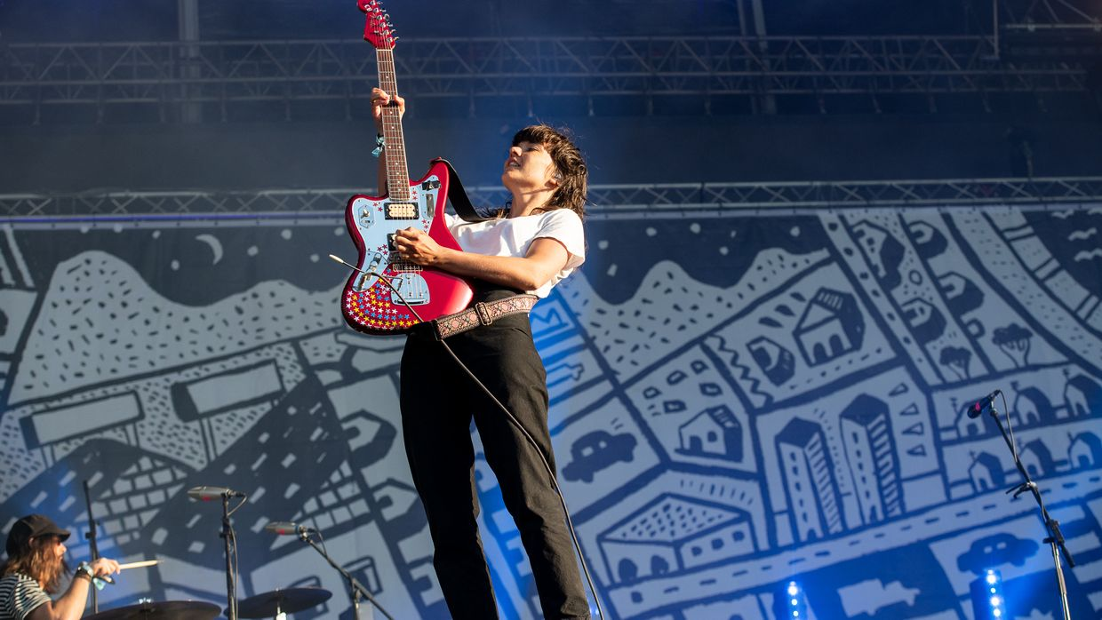 Courtney Barnett no NOS Primavera Sound 2019
