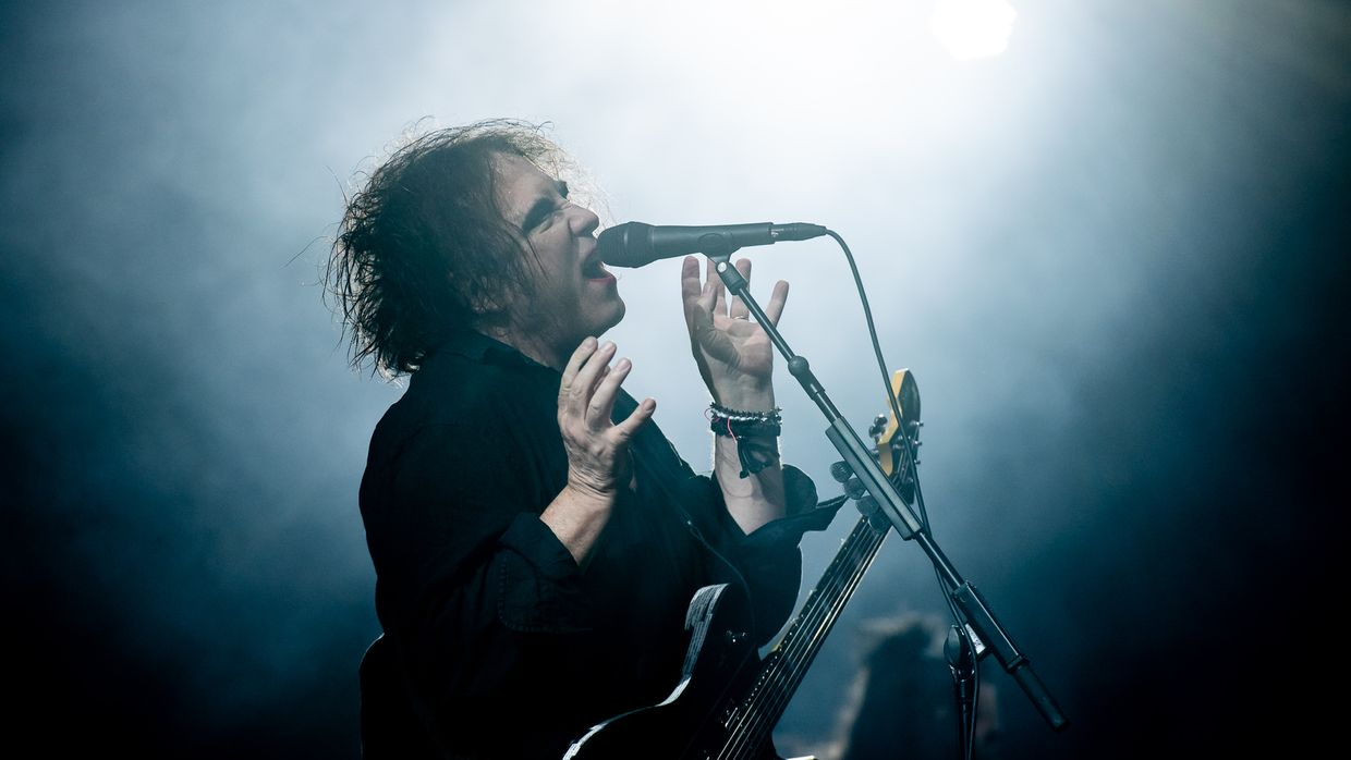 The Cure no NOS Alive 2019