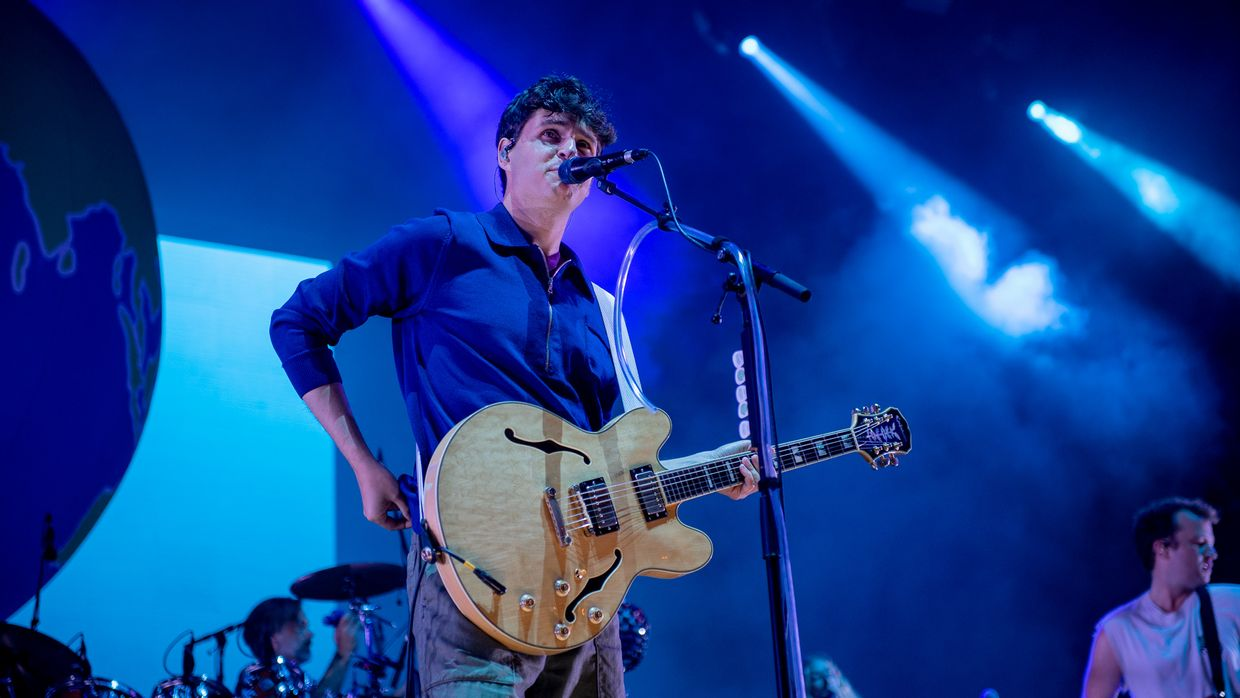 Vampire Weekend no NOS Alive 2019