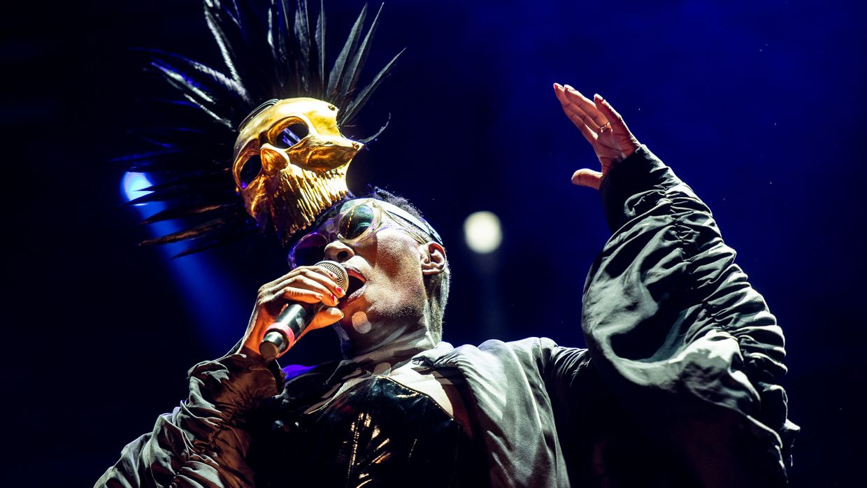 Grace Jones no NOS Alive 2019