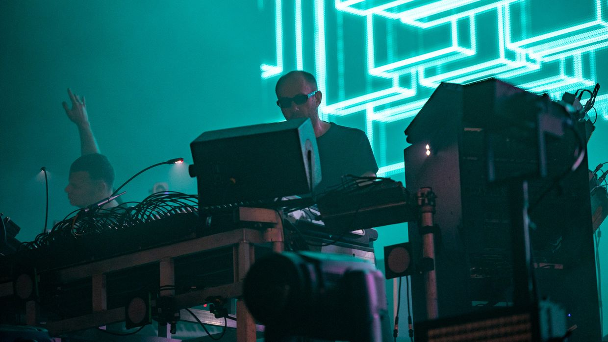 Chemical Brothers no NOS Alive 2019