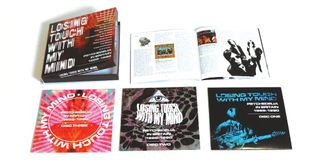"""Losing Touch With My Mind: Psychedelia In Britain 1986-1990"", um edição da Cherry Red (dist. Popstock)"