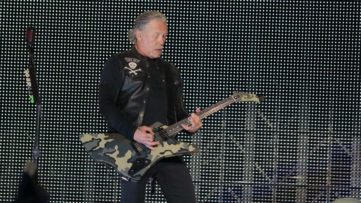 Metallica ao vivo no Estádio do Restelo, 1 de maio de 2019