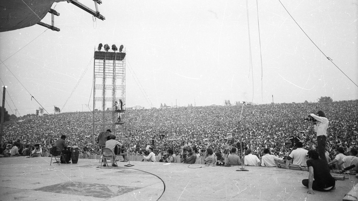 Woodstock 1969: Richie Havens