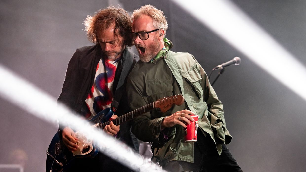 The National no Vodafone Paredes de Coura 2019