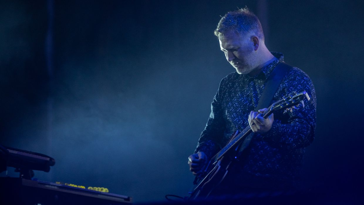 New Order no Vodafone Paredes de Coura 2019
