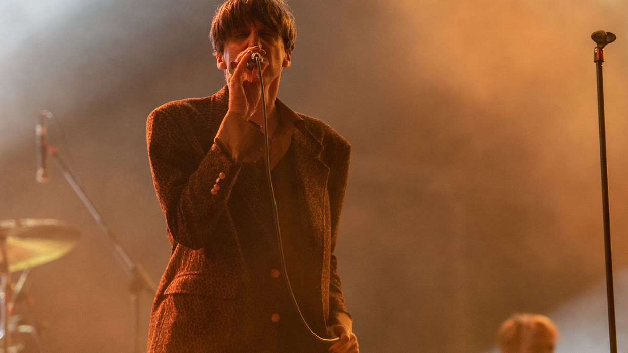 Deerhunter no Vodafone Paredes de Coura 2019