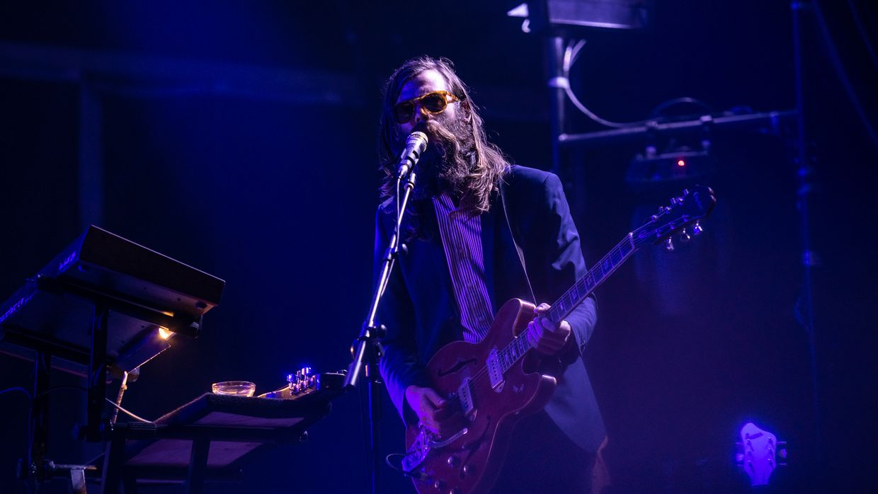 Father John Misty no Vodafone Paredes de Coura 2019