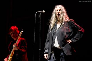 Patti Smith afirma que nunca se esquecerá do concerto de Paredes de Coura