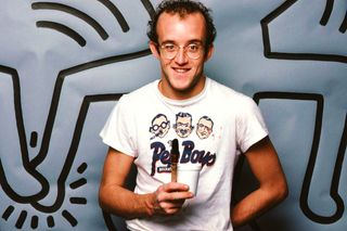 Keith Haring: nas garagens do paraíso