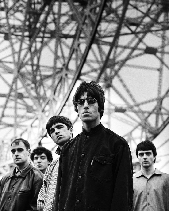 Oasis 1994-1995
