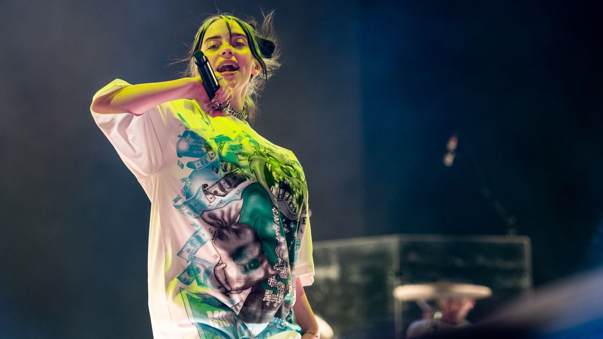 Billie Eilish na Altice Arena, Lisboa