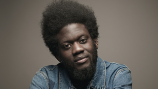 Michael Kiwanuka no Super Bock em Stock