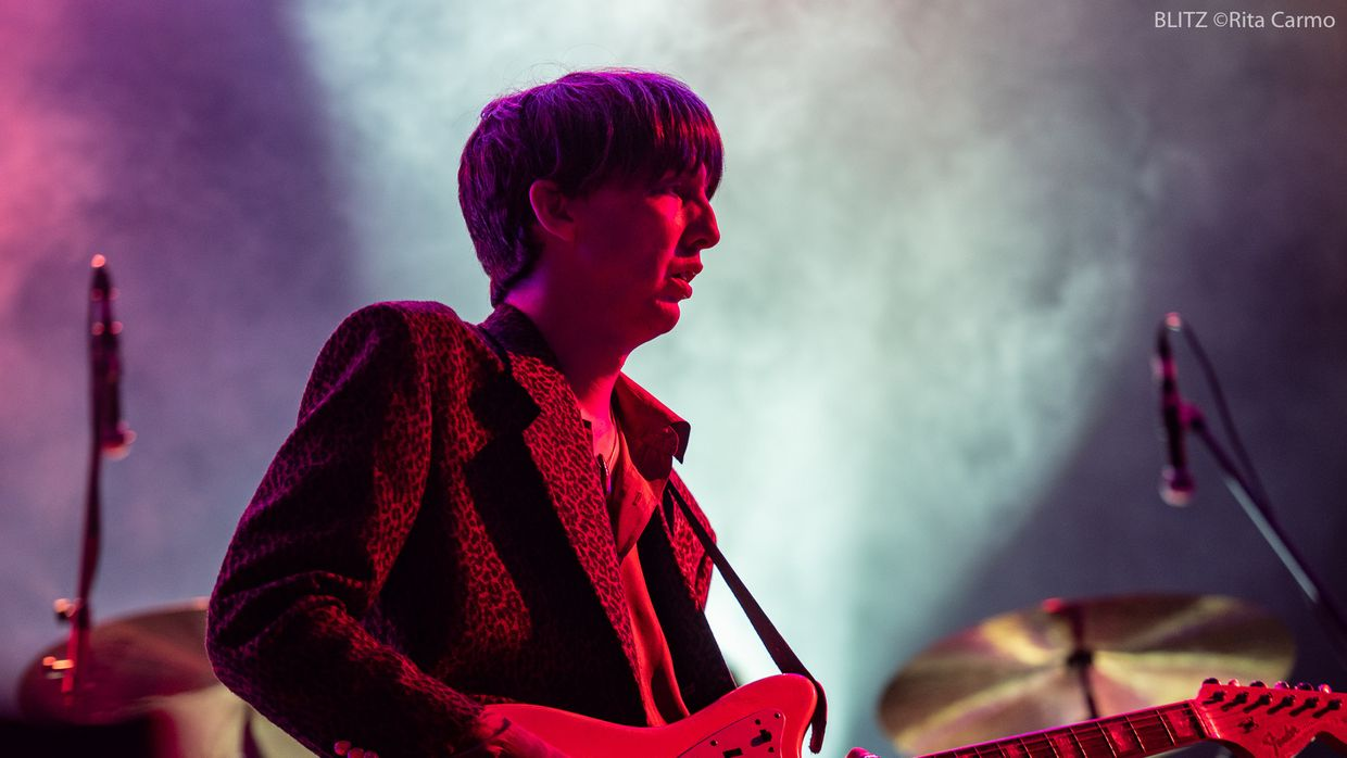 Deerhunter no Vodafone Paredes de Coura