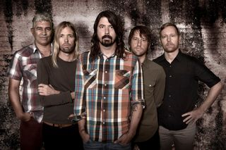 Foo Fighters no Rock in Rio-Lisboa 2020