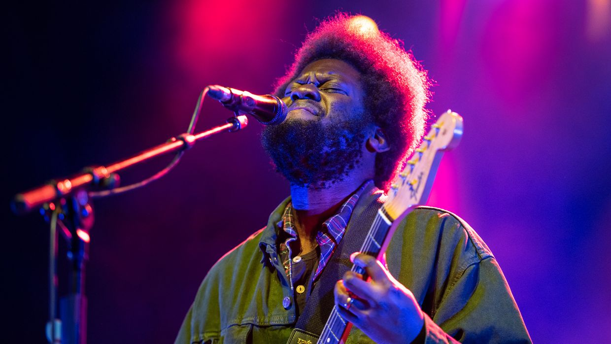 Michael Kiwanuka no Super Bock em Stock 2019