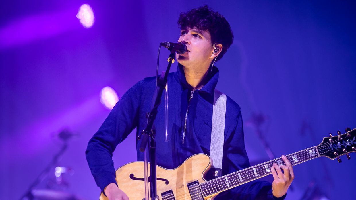 Vampire Weekend no Coliseu dos Recreios, Lisboa