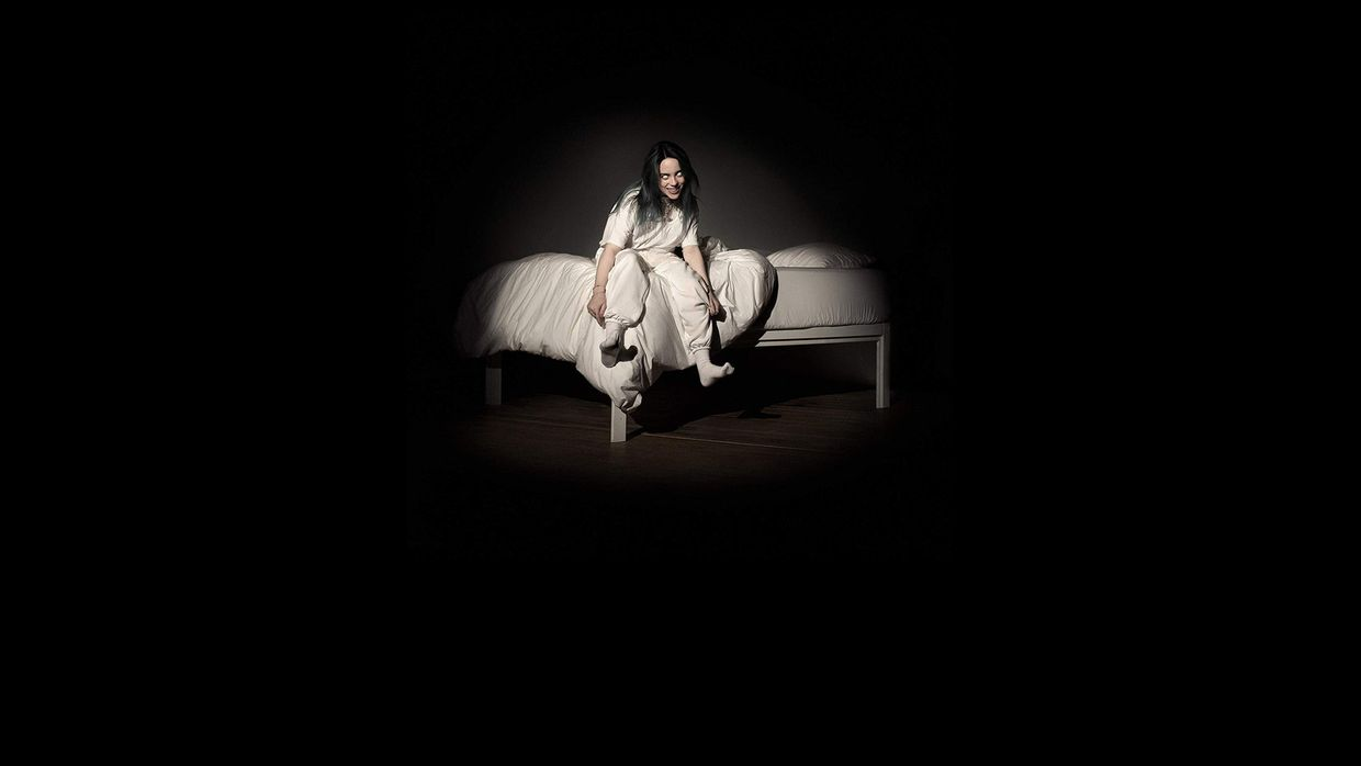 7. Billie Eilish - When We All Fall Asleep, Where Do We Go?