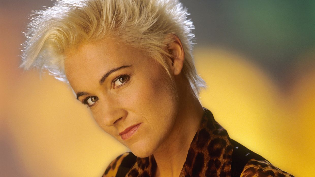 Marie Fredriksson, dos Roxette (30.05.1958 - 09.12.2019)