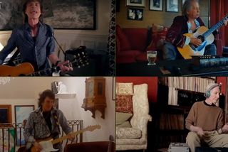 """One World: Together at Home"": veja os Rolling Stones a tocar um clássico através do Zoom"