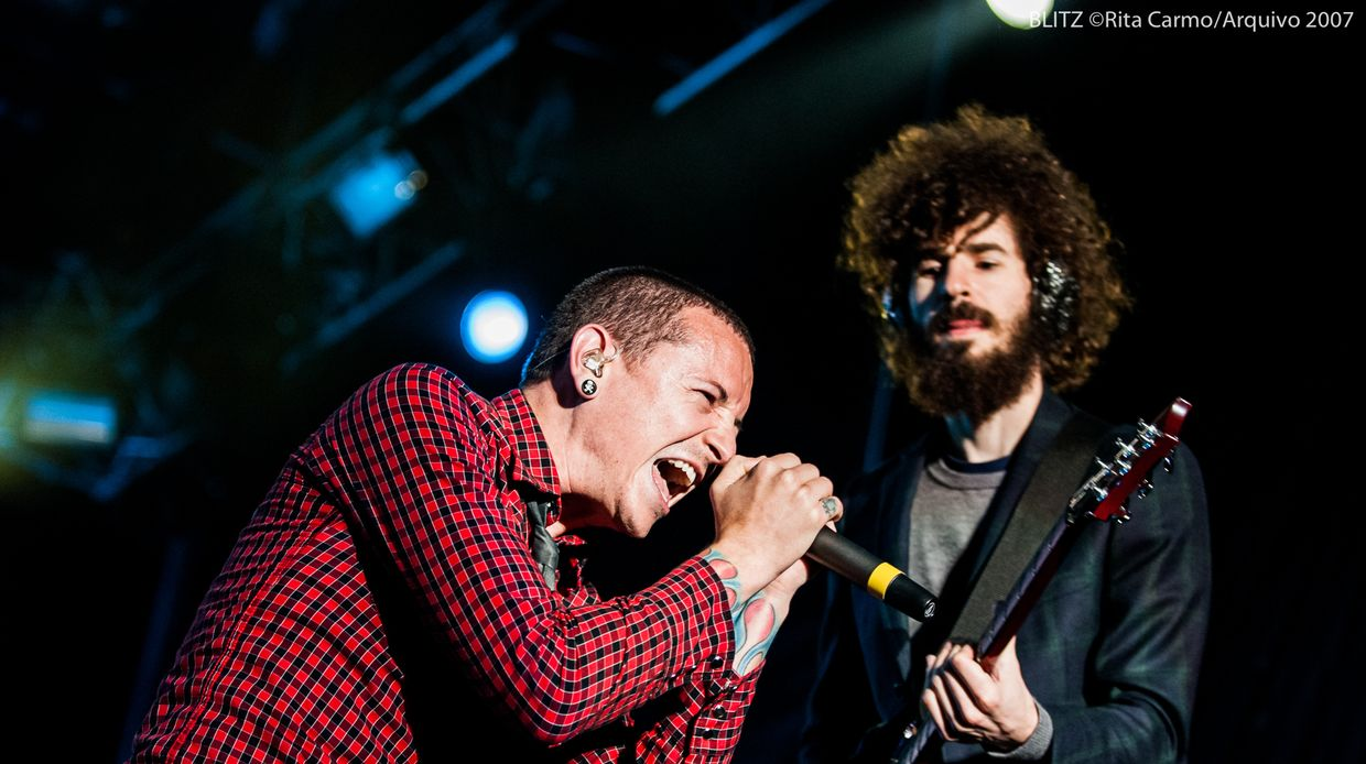 Linkin Park no Alive 2007