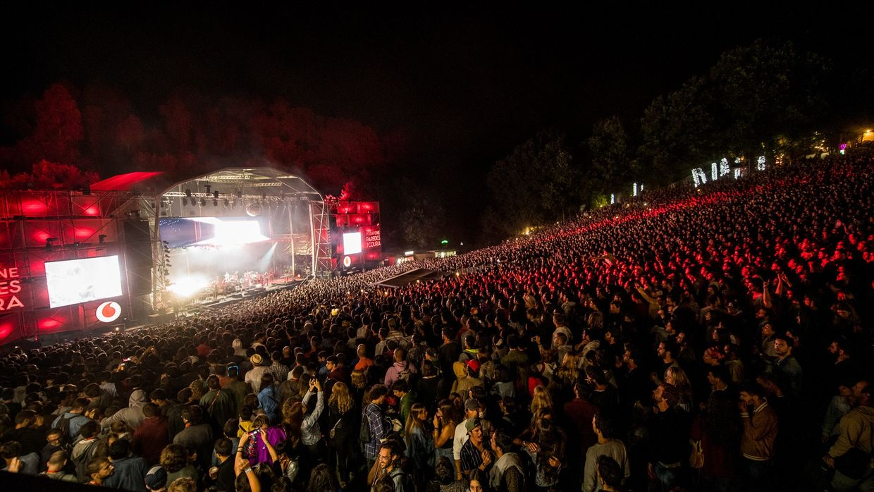 Paredes de Coura 2018