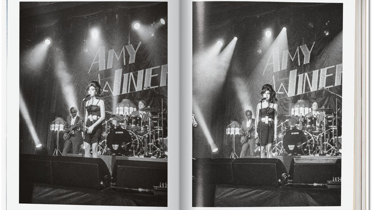Amy Winehouse por Blake Wood